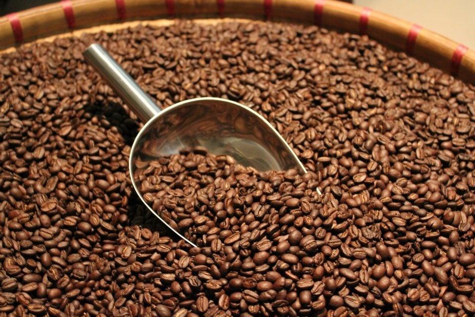 Cà phê rang xay cao cấp Bảo Lộc