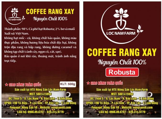 cà phê rang ngon Bảo Lộc