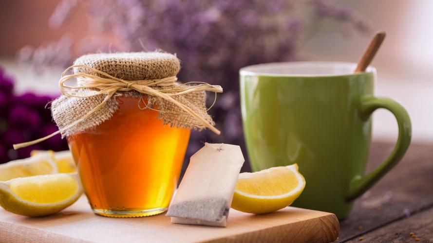 mật ong hoa cà phê nguyên chất